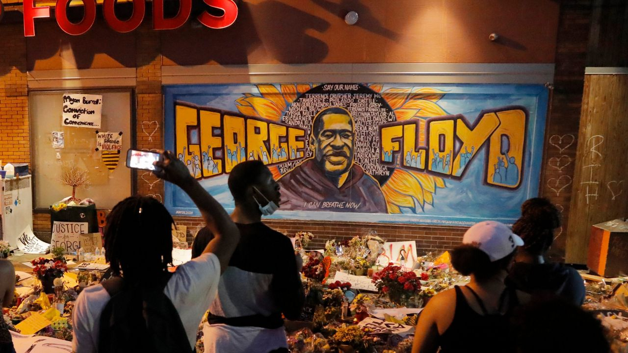 Leaders Urge People to Sustain Momentum of Black Lives Matter Movement