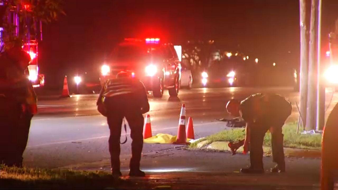 Motorcyclist Dies In Crash In Latham