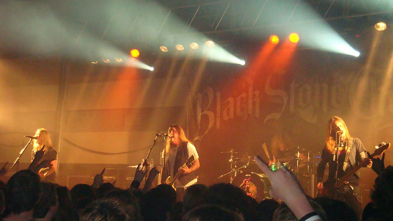 Black Stone Cherry will perform at the Kentucky State Fair