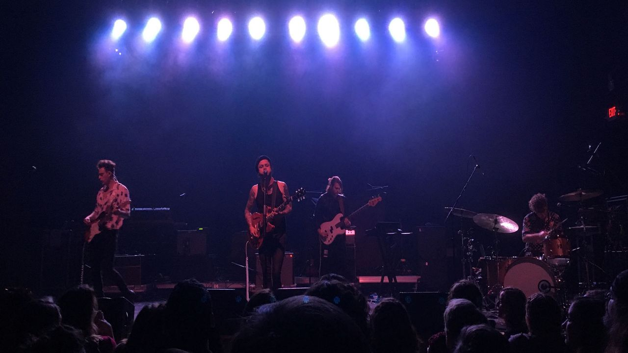 lovelytheband will perform at the Kentucky State Fair