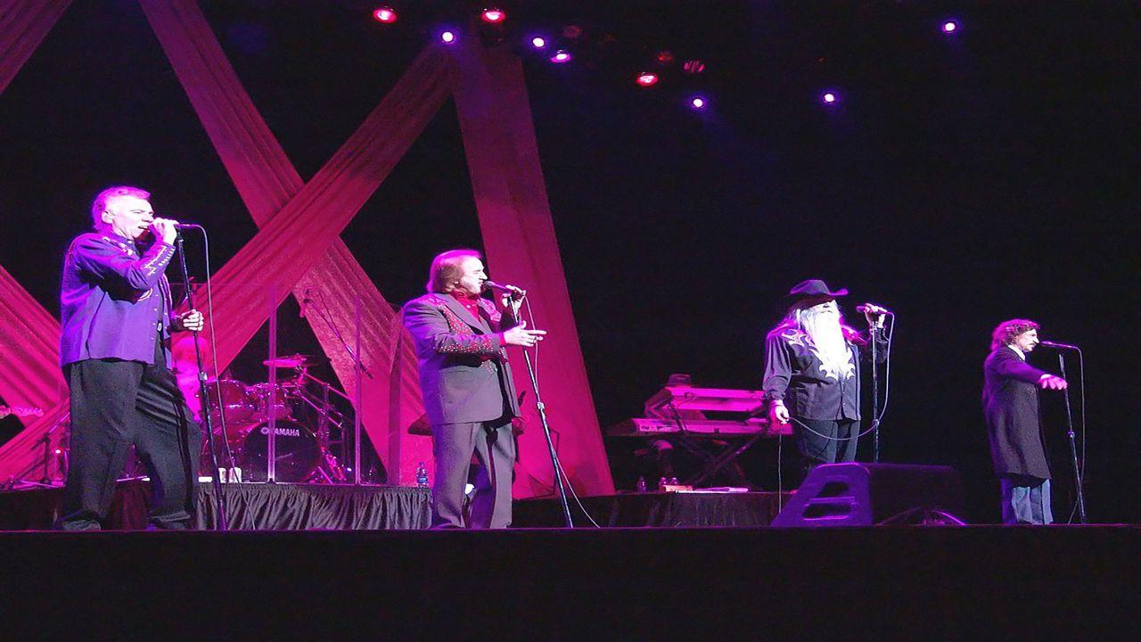 The Oak Ridge Boys will perform at the Kentucky State Fair
