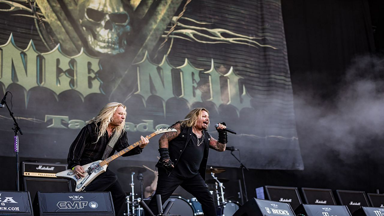 Vince Neil will perform at the Kentucky State Fair