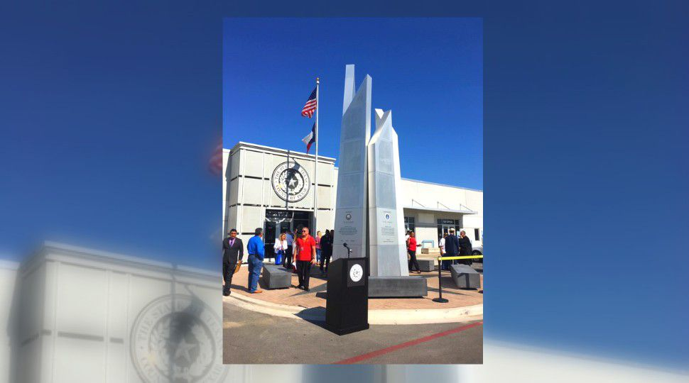 New Bexar County Monument Honors Military on D-Day