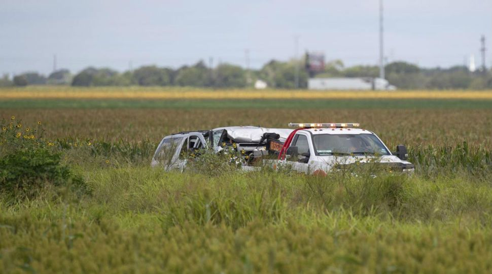 Man Arrested In Connection to Fatal Robstown Crash