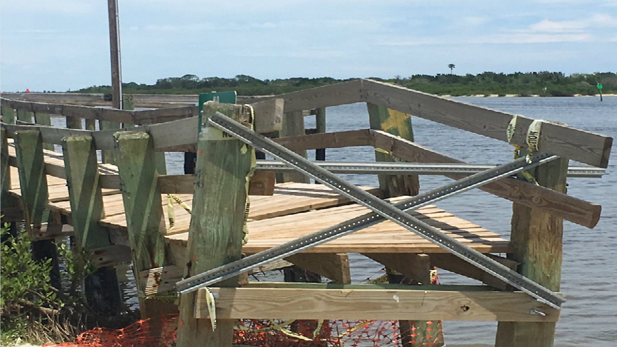 Edgewater fishers in dire need of repairs to local pier