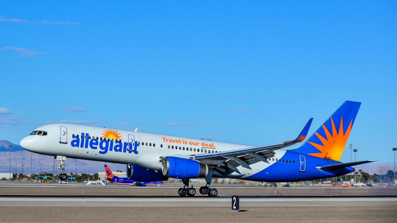 Allegiant Airlines Announce Flights From Concord To Destin