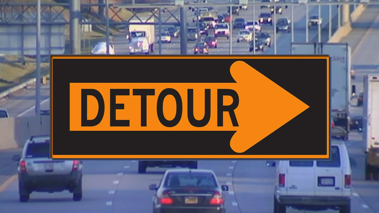 Business I-40 to close in Winston-Salem