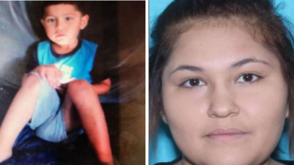 Amber Alert Canceled For 5 Year Old South Texas Boy