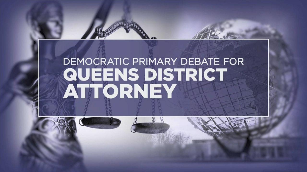 Queens DA Election | Spectrum News NY1 | New York City