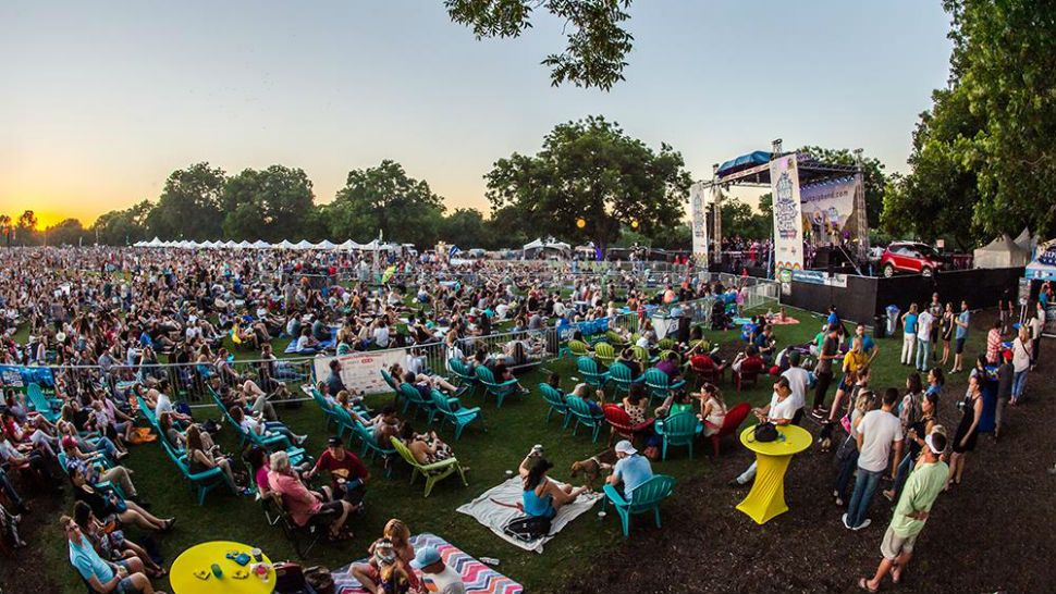 Blues on the Green Returns for 29th Season