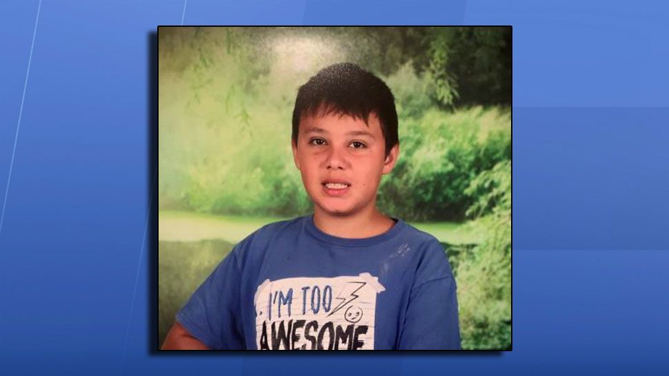 Brevard Deputies Search for Missing, Endangered Boy