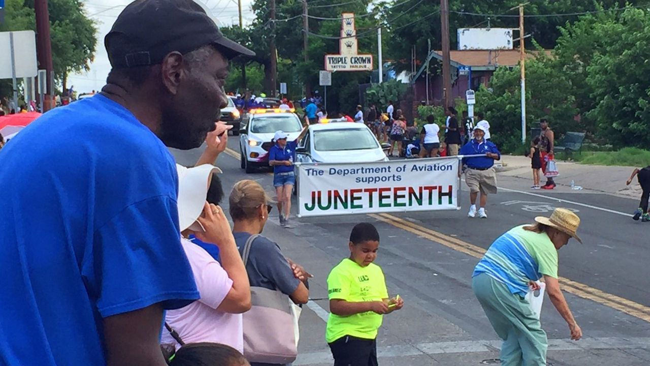 Central Texans Celebrate Juneteenth at Annual Parade