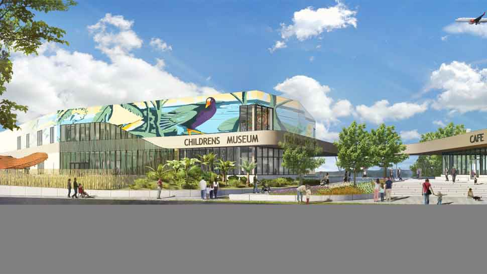 Explorations V Children's Museum Releases Plans for New Facility