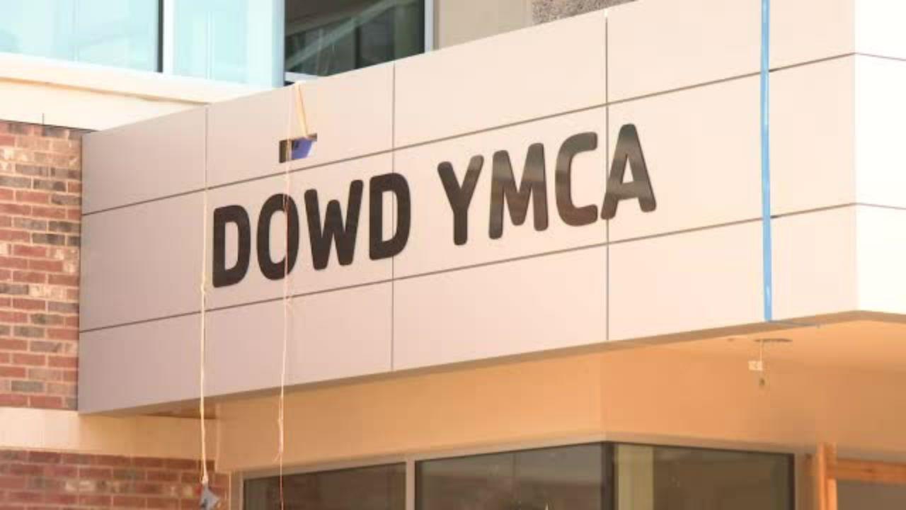 Inside Look: Dowd YMCA renovations