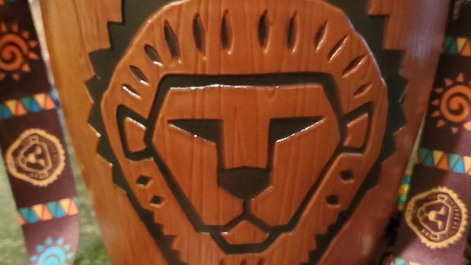 Lion King Popcorn Bucket Arrives at Disney's Animal Kingdom
