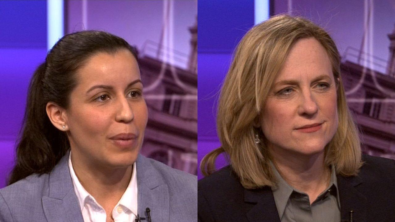 La abogada de origen latino, Tiffany Cabán, se autoproclama ganadora de las primarias demócratas para la Fiscalía de Queens