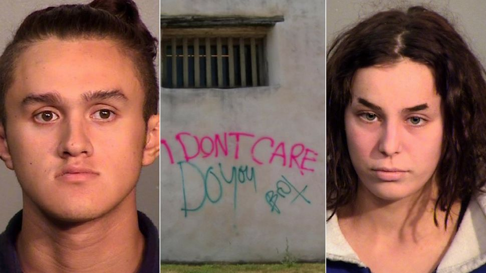 3rd Suspect Arrested In Mission Church Vandalism