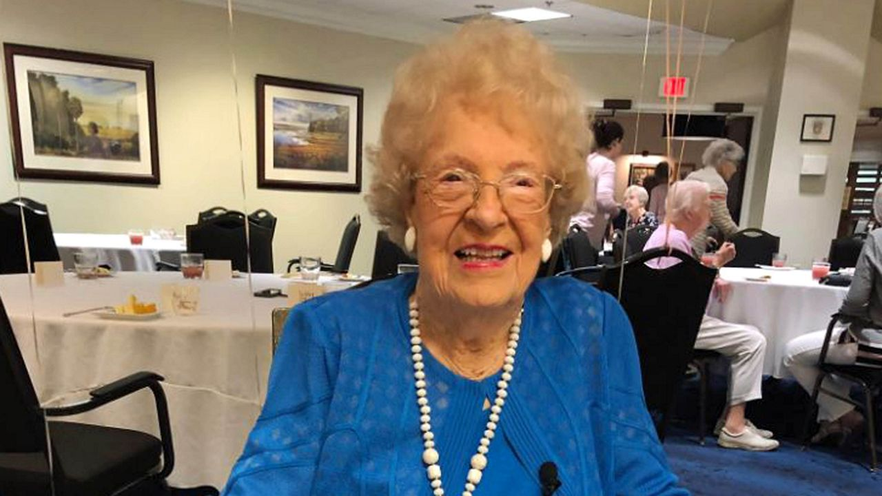Central Florida Woman Celebrates 108th Birthday