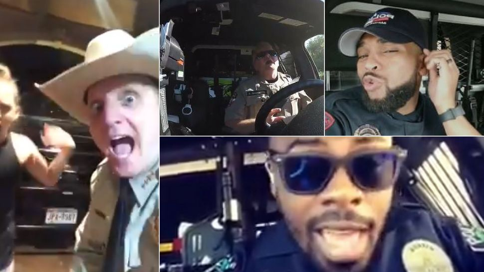 WilCo's lip sync battle call accepted, and just keeps going