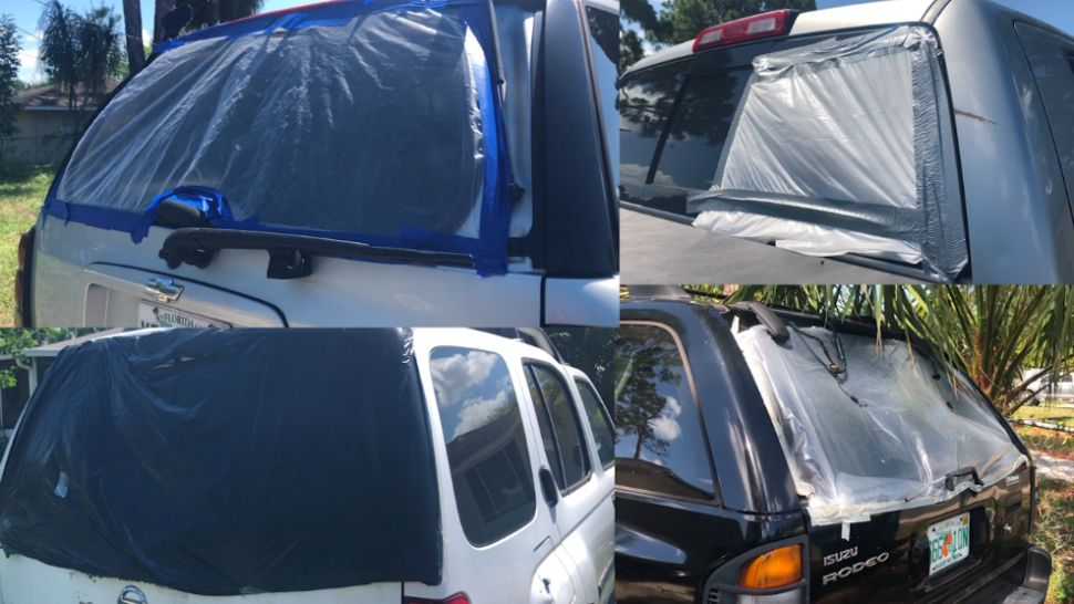 BB Guns Shatter Dozens of Cars in Bradenton Neighborhood