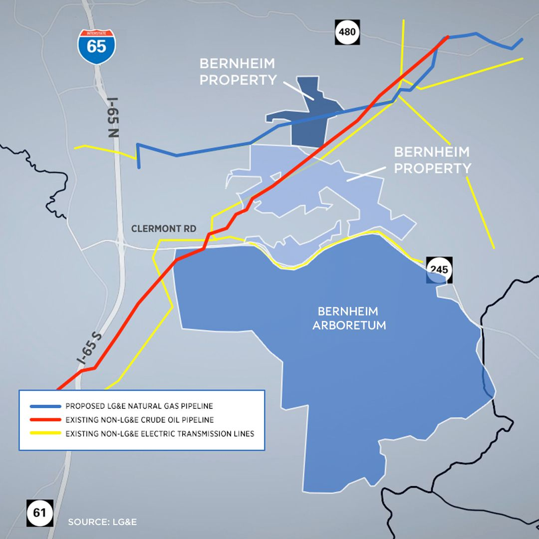 LG&E pipeline opponents request another hearing