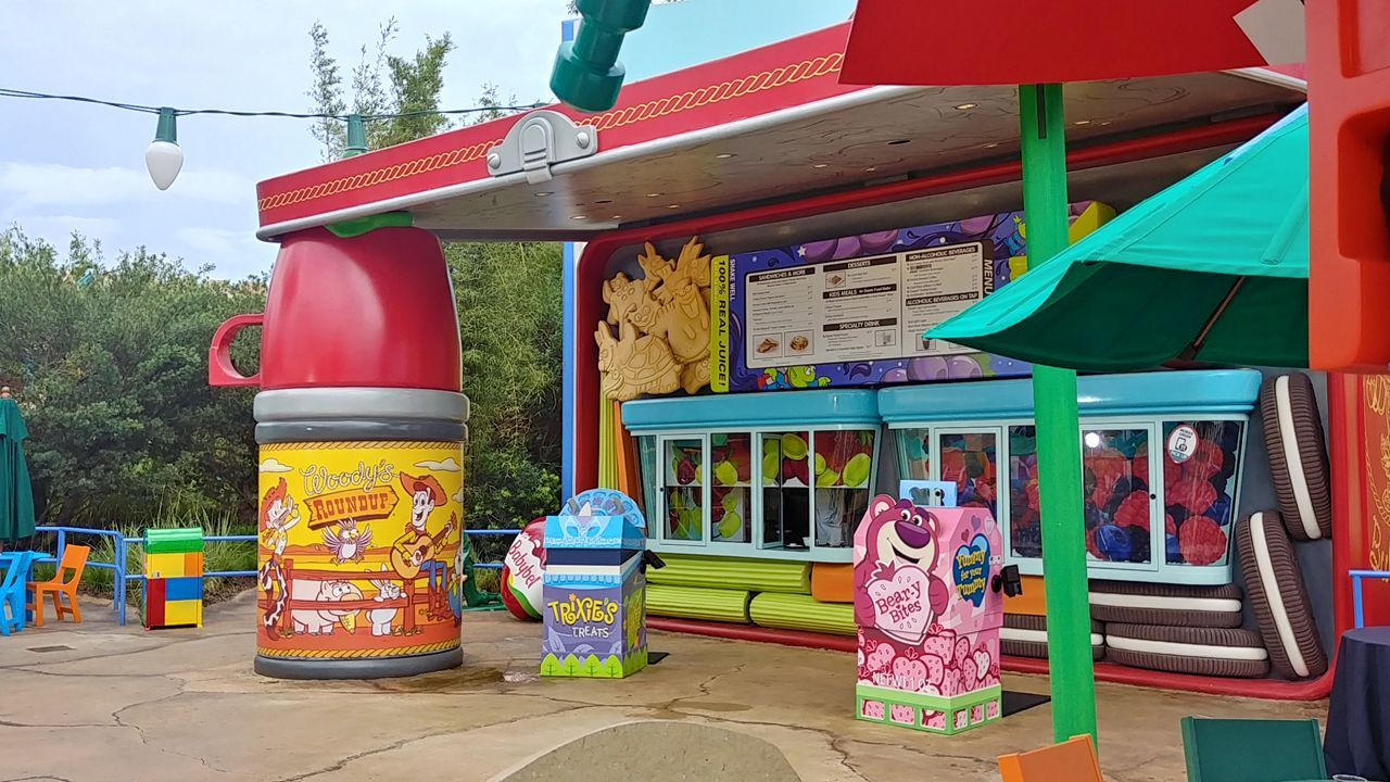 Toy Story Land kicks off a major expansion project at Disney's Hollywood Studios. (Ashley Carter, staff)