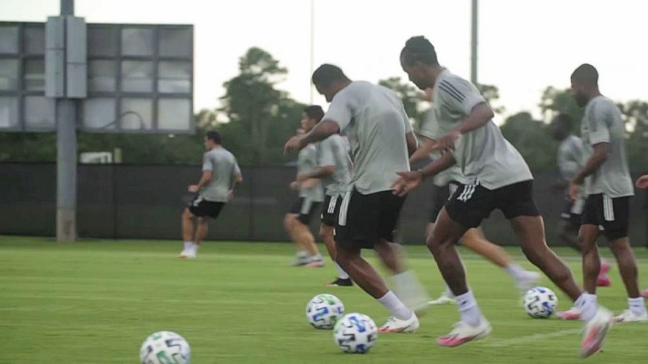 Mls Returns To Central Florida Wednesday Night