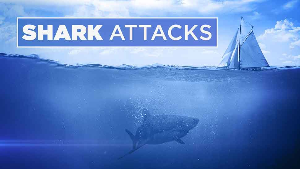 Beach Ranger North Carolina Surfer Suffers Shark Bite