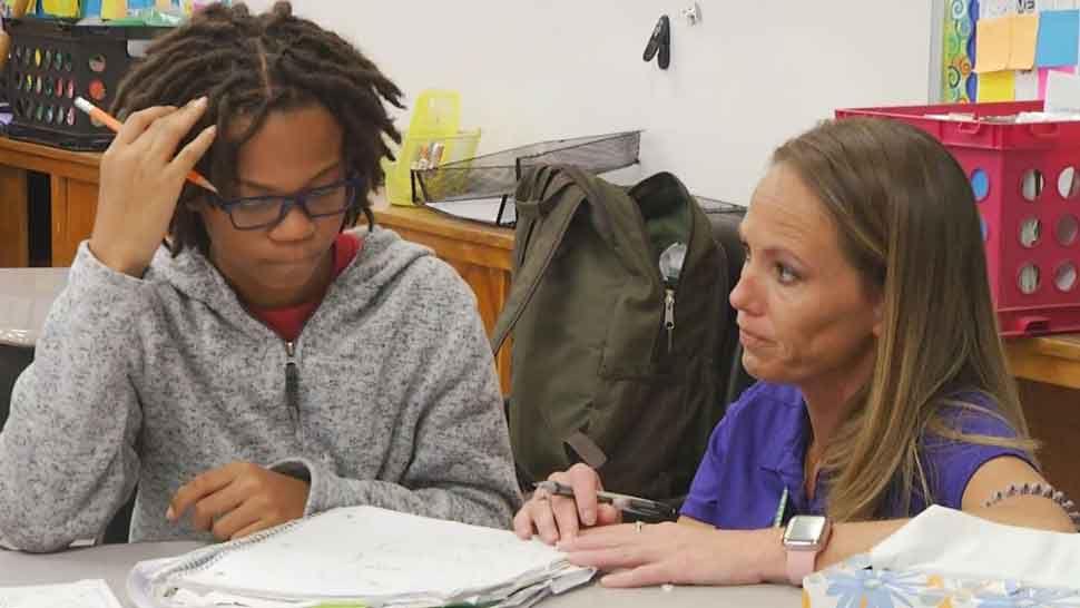 A+ Teacher: Math Teacher's Life Goal Took a Turn in College