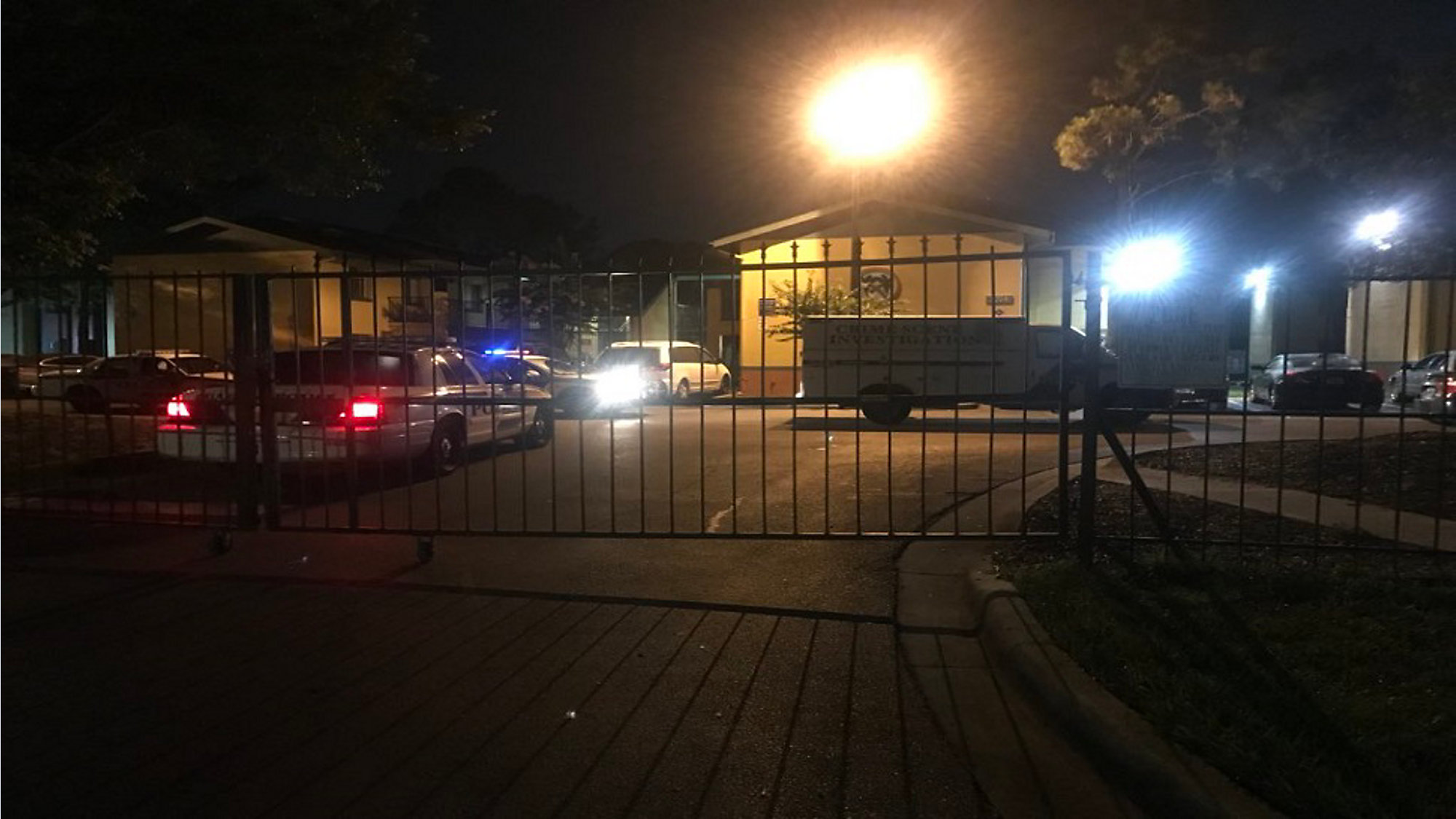 The Orlando Police Department Is Investigating A Possible Homicide Overnight At Boca Club Apartments