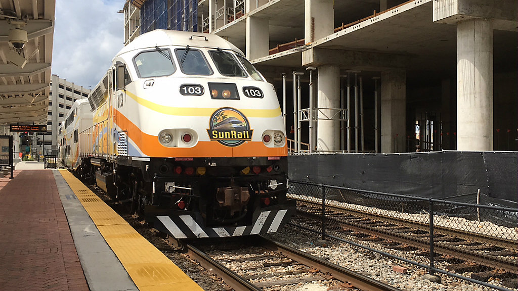 Volusia Cuts 19M For DeBary To DeLand SunRail Link