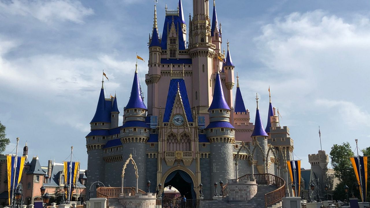 Disney Parks to Lay Off 28,000 U.S. Workers