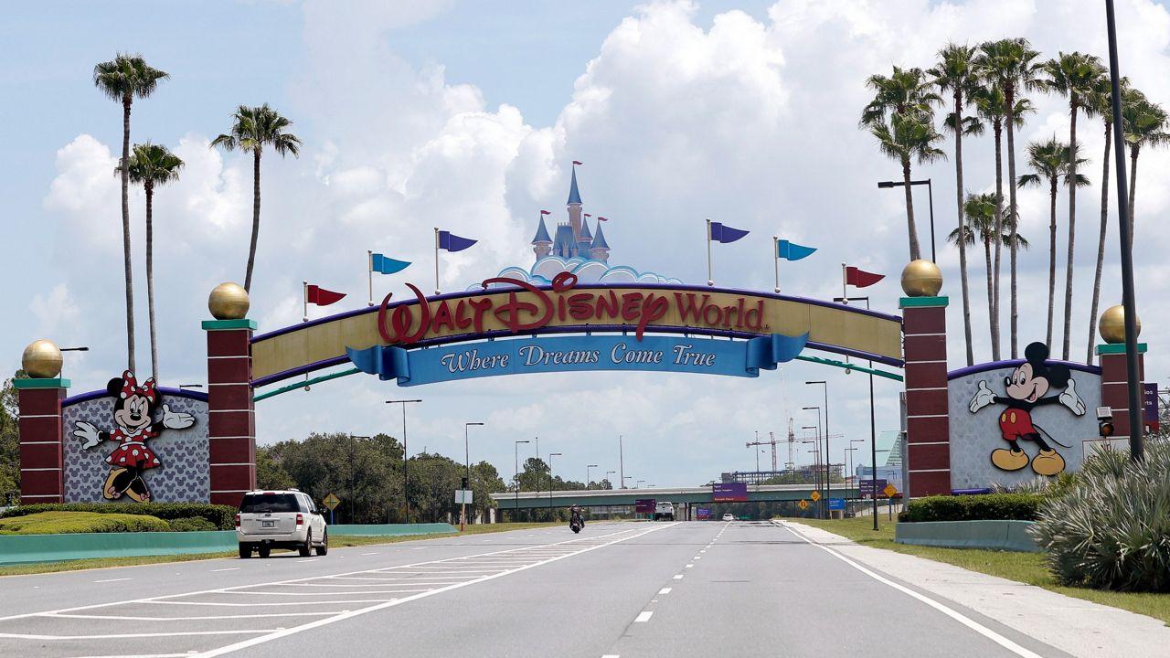 Disney World to Reduce Theme Park Hours