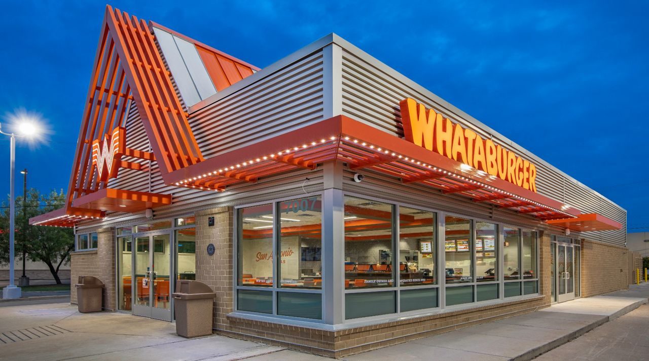 Whataburger Reveals New Restaurant Design with Reduced Environmental Impact