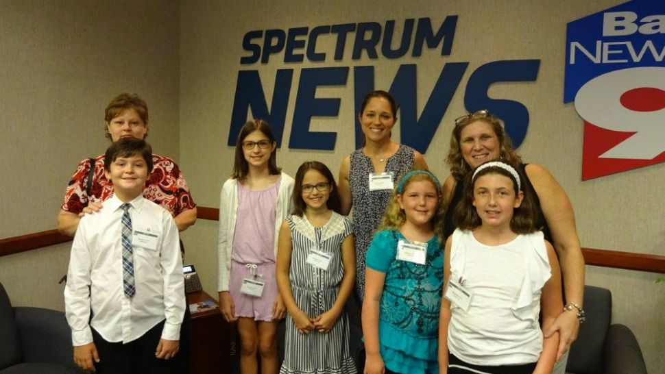Kids Meteorology expert team - Tampa