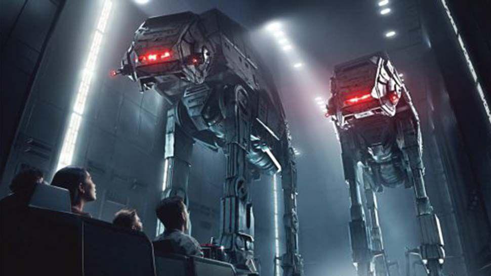 "Disney to Release ""Rise of the Resistance"" Sneak Peek Thursday"