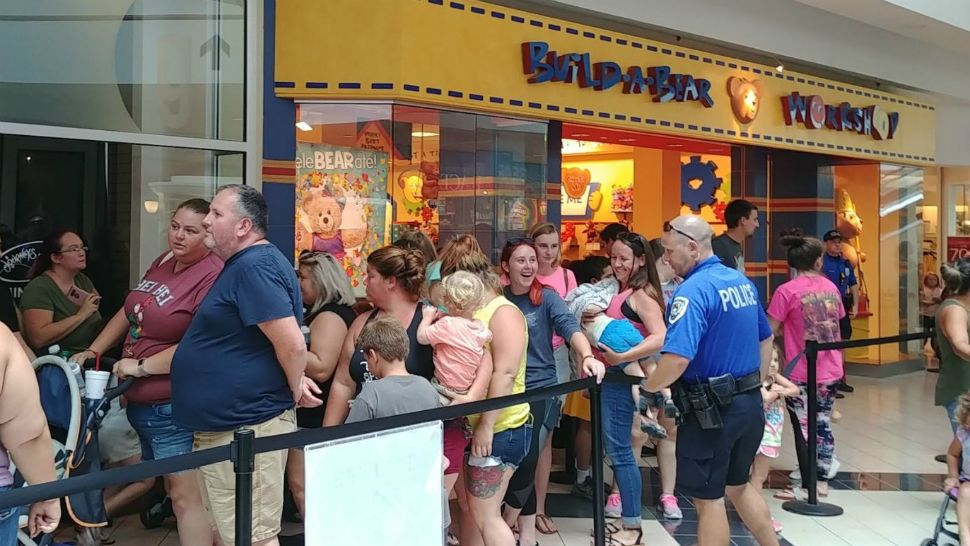 Pay Your Age Returns to Build-A-Bear