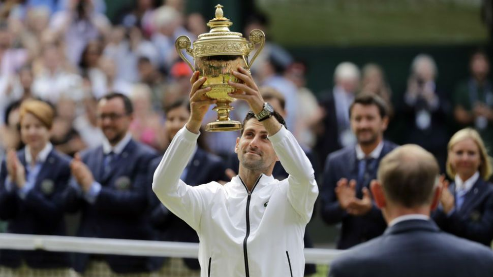 Novak Djokovic Wins Historic Wimbledon Final