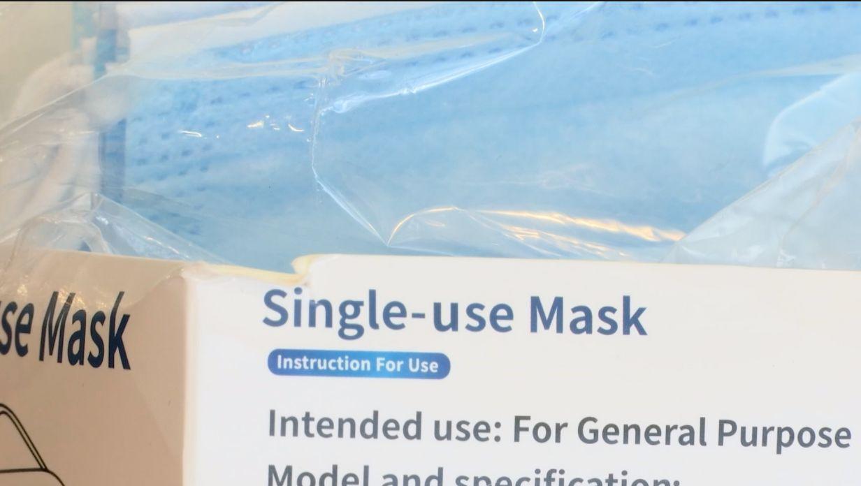 Special Delivery of Masks Prepares Hillsborough Schools