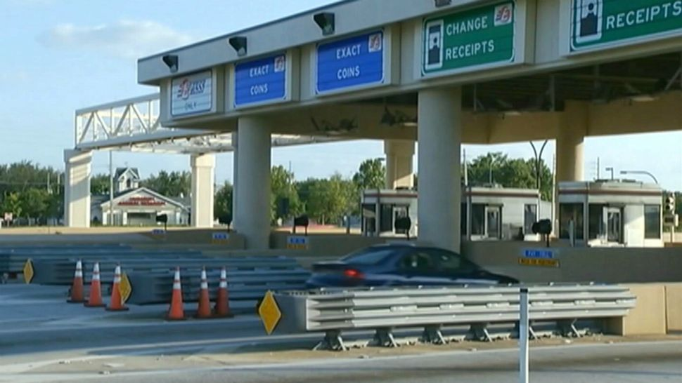 Florida Toll By Plate >> Toll By Plate Fees Going Up On Orlando Area Toll Roads