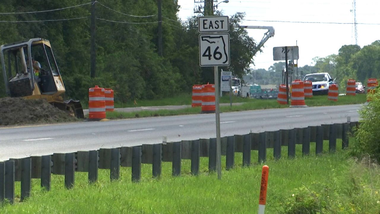 Extra on Getting There: SR 46 Work is for Wekiva Parkway