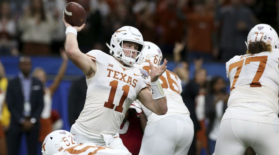 Big 12 Media Day: Longhorns with The Hype