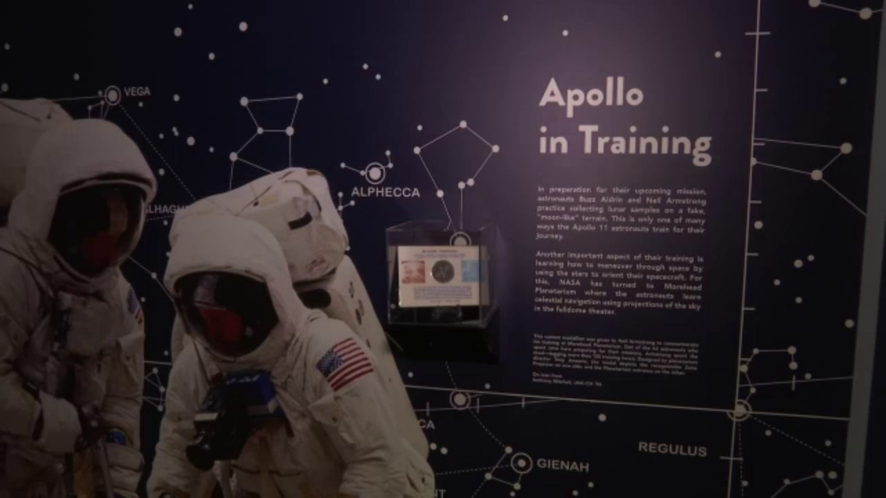 Morehead Planetarium Played a Role in the Moon Landing