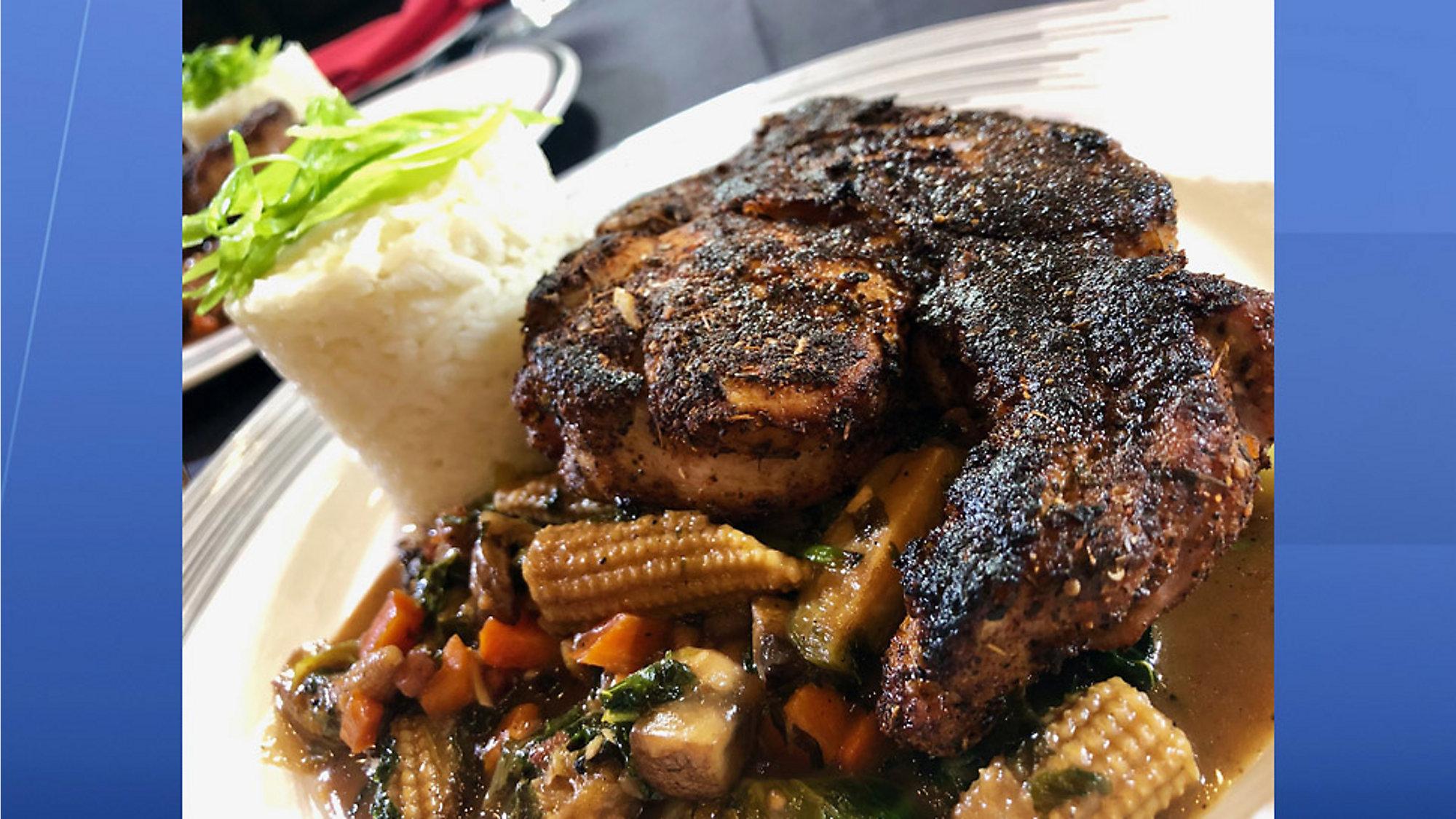 Chef's Kitchen: Cajun Asian Pork Chops