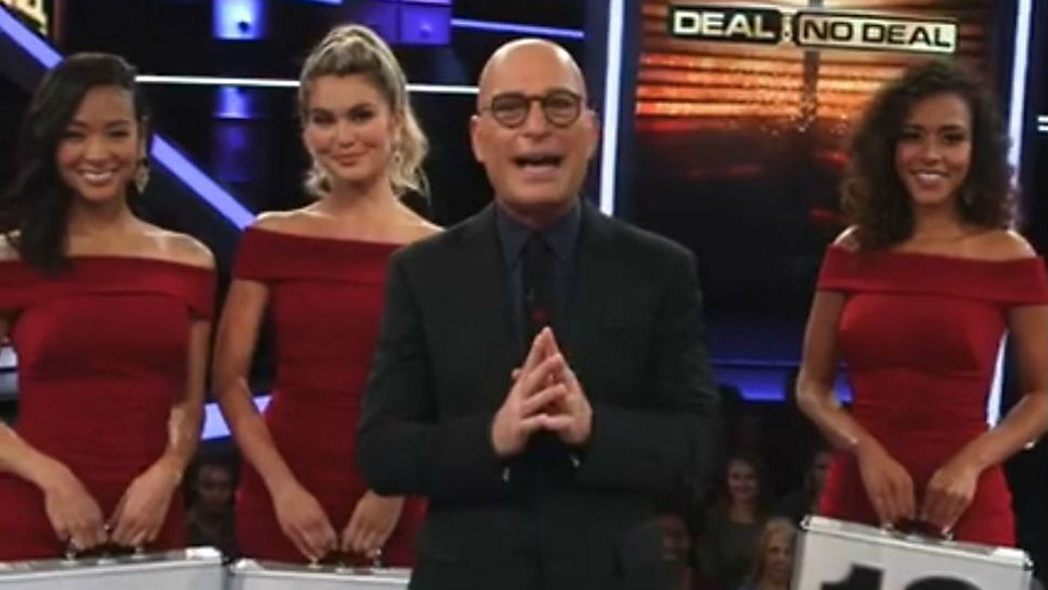 "Howie Mandel announces premiere date for the all-new ""Deal or No Deal."" (CNBC)"