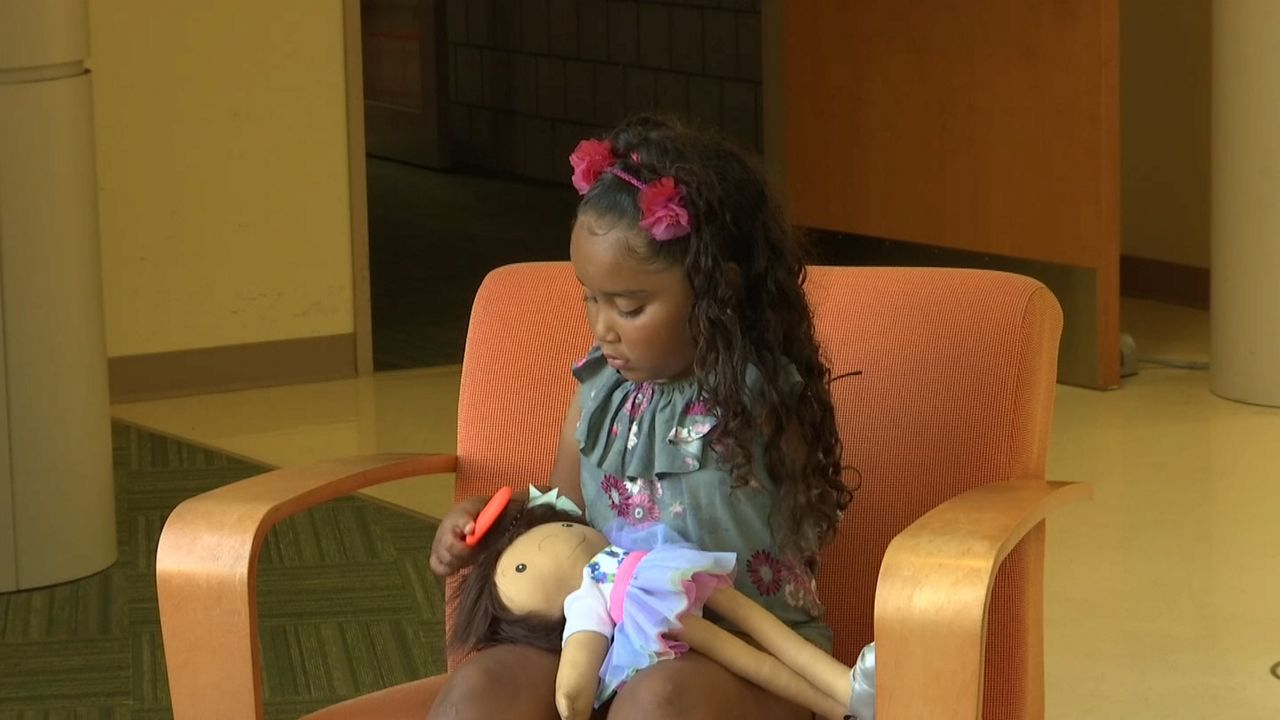 Bronx Girl Rebuilds Her Life After Losing Arm to Flesh-Eating Bacteria