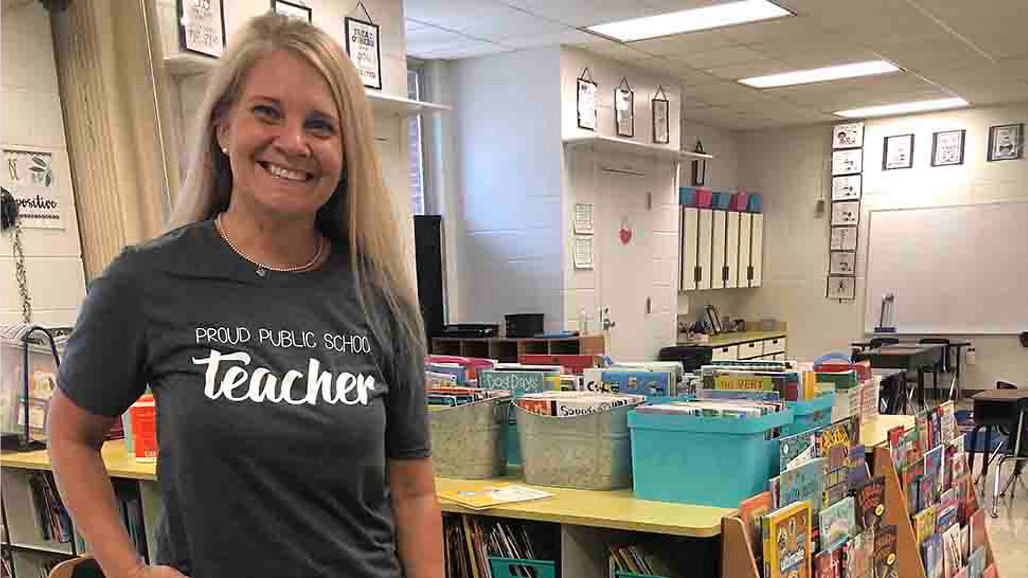Teachers Use Amazon Wish Lists to Get School Supplies