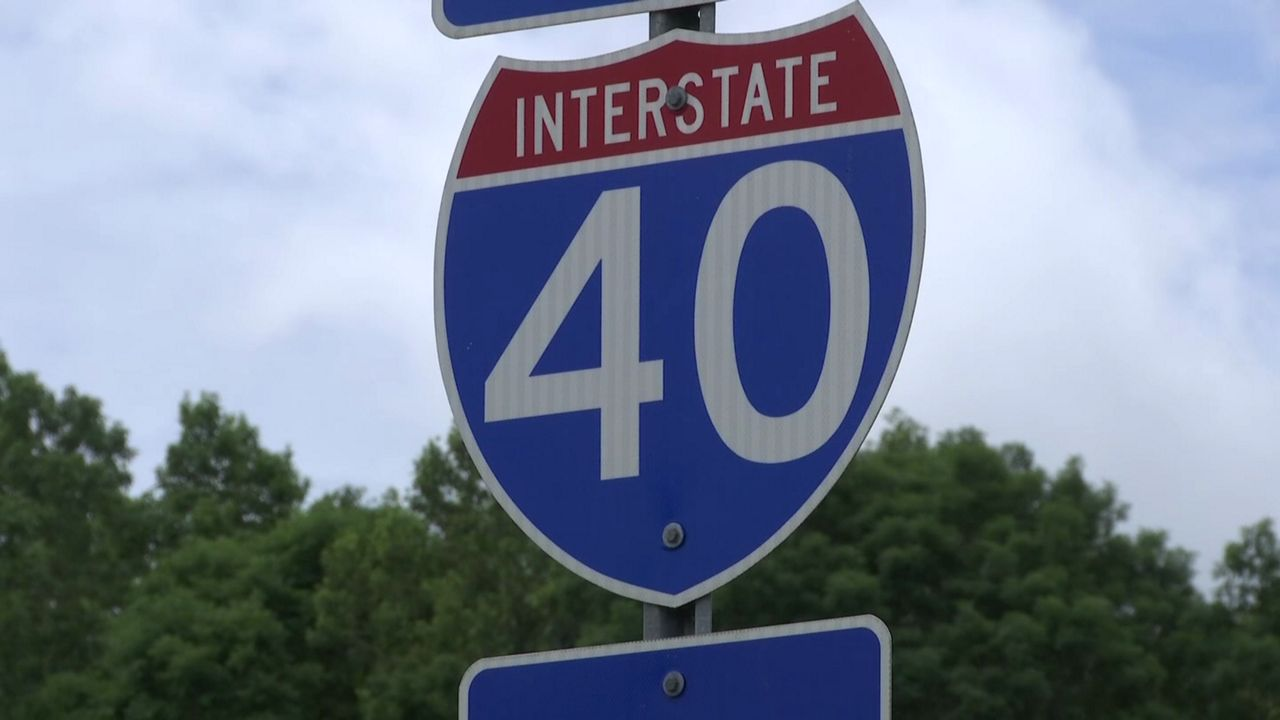Study Ranks I-40 as Deadliest Highway in NC