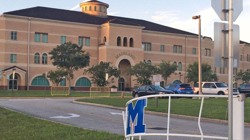 Ex-Mainland High School Principal Gives Retirement Notice
