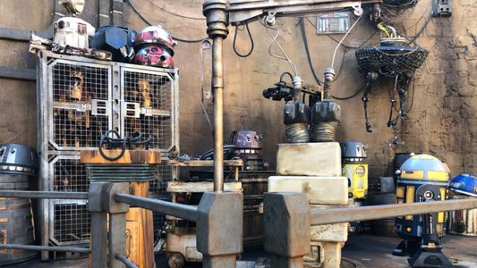 Keep Your Eyes Peeled for These Galaxy's Edge Easter Eggs